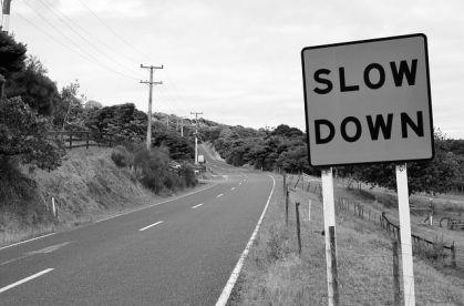 slow downsv