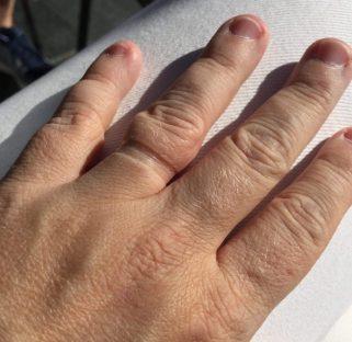 4/9 tog jag av ringarna.