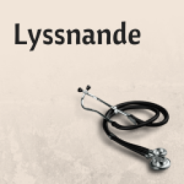 lyssnande